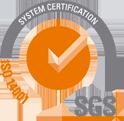 Certificación de calidad ISO 14001